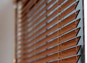 Vertex – żaluzje drewniane