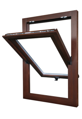Okno Unitas- stolarka drewniana
