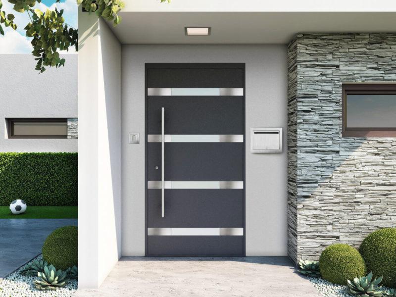 Solano – drzwi zewnętrzne