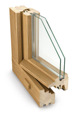 System Belgijski – stolarka drewniana