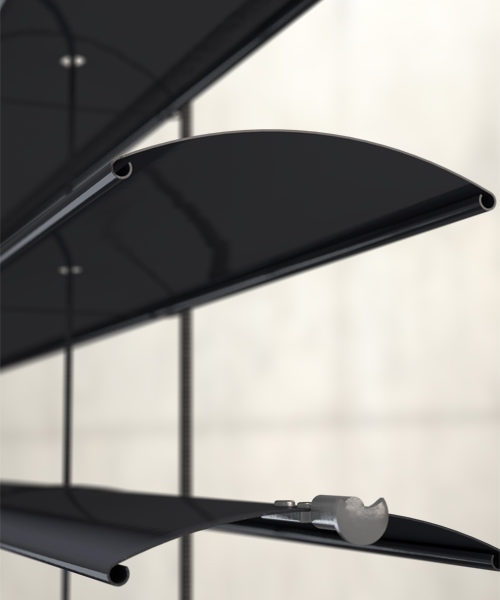 C80 – żaluzje fasadowe